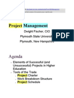 Project Managment File