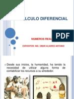 Calculo Diferencial - Numeros Reales
