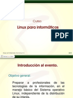 Presentacion Linux Basico Inf