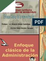 Diapositivas Del Enfoque ClÁsico 2