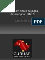 desenvolvimento de jogos com javascript