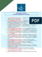 Details Des Cours Parole Benefique Tawhid_lavoiedroite
