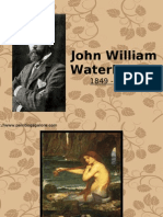 Wonderful Arts of  John William Waterhouse