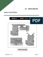 HVP 20 Manual Portuguese