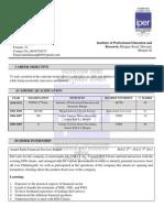 IPER_PGDM_CV_Format