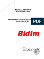 Manual Técnico_BIDIM GEOSSINTÉTICOS