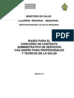 Seleccion Personal CAS-Aisped 2011 I