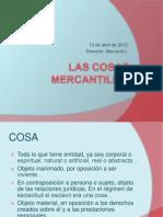 Diapositivas 6 Las Cosas Mercantiles SEGUNDO COMPUTO