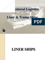 Liners and Tramps
