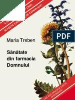 Maria Treben - Sanatate din Farmacia Domnului (A4, doc - 134pag, pdf - 161 pag pt. ca scribd converteste rau in pdf, digital, concordanta pagini)