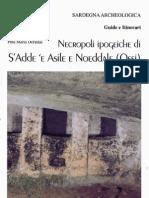 36 La Necropoli Di Noeddale E S'Adde Asile (Ossi) Sassari Sardegna