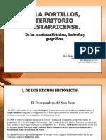 Isla Calero e Isla Portillos Territorio Costarricense