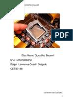Resumen 5 Instalacion de Microprocesador