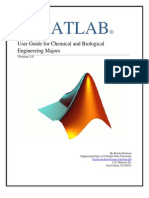 MATLAB Manual KErickson