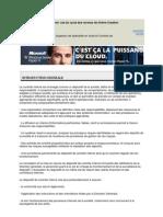 61608793 Evaluation Du Controle Interne