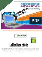 Planilla de Calculo Libre Office
