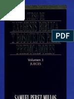 Exegesis Jueces - Samuel Perez Millos