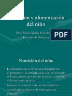 Nutrición y alimentación del niño