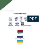 Chernobyl Comunicado de Prensa OIEA OMS PNUD