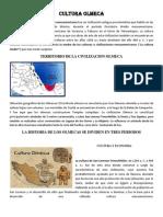 culturas prehispanicas