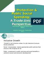 Social Protection & Public Social Spending