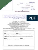 ECCC Flyer October 2008
