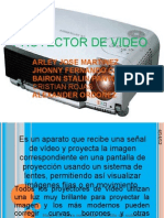 Proyector de Video