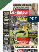 LE BUTEUR PDF du 11/09/2011