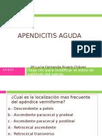APENDICITIS AGUDA [Autoguardado]