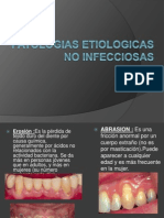 Patologias Etiologic As No Infecciosas