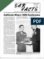 California Wing - Dec 1985