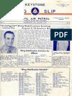 Pennsylvania Wing - Aug 1945