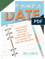Chabad Orlando Events Calendar '11-'12