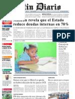 Primera Plana Listin Diario 10-09-2002