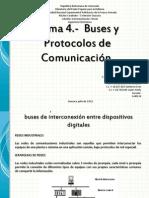 Tema 4 Buses y Protocolos de Comunicacion