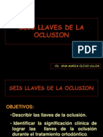 Expo Llaves de Oclusion