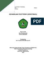 REFERAT POSTTERM IKa