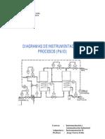 Diagramas de Instrumentacion y Proceso