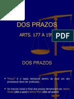 Prazos Processuais_aula2