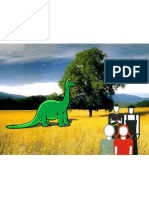 With Dinosaur