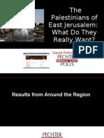 PMEP Pollock Israel Presentation April27 2011