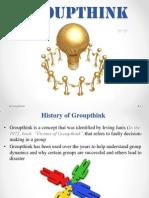 Groupthink-presentation1