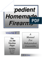 Expedient Homemade Firearms Vol II PA Luty