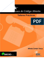 Proyecto Manual Asterisk