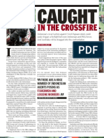 Caught in the Crossfire, - article in The Bulletin about West Papua border security issues