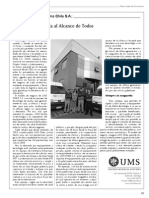 UMS Direcmed Reportaje