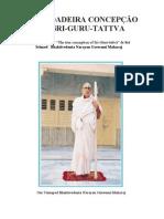 A VERDADEIRA CONCEPÇÃO DE Sri Guru