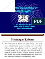 Elements of Labour Laws