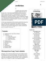 2012 Doomsday Prediction - Wikipedia, The Free Encyclopedia