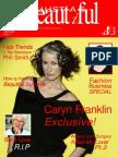 Just As Beautiful Magazine - June 2008